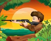 Охота на оленей: Пазл