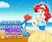 Свадебное платье принцессы Русалки