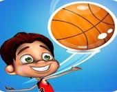Дворовый баскетбол