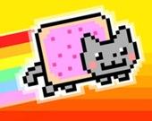 Летающий Нян-кот