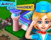 Управляющий в аэропорту