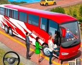 Симулятор парковки современного автобуса