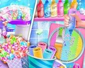 Летнее веселье с мороженым