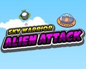 Небесные воины: атака пришельцев