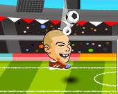 Весёлые футбольные головастики