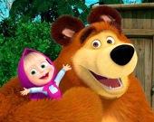 Маша и медведь - Мемори