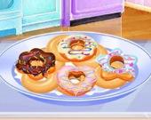 Кухонный вызов: пончики