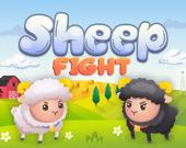 Борьба овец