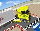 Парковка грузовика 2021