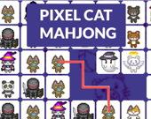 Пиксельный кот - Маджонг