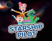 Эллиот с планеты Земля: пилот космического корабля