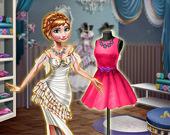 Сказочный наряд принцессы