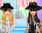 Друзьяшки: Мода в горошек