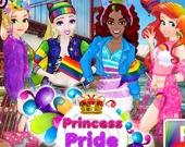 День гордости с принцессами