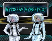 Космический костюм принцессы
