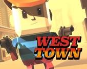 КОГАМА: Западный город