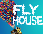 Летающий дом