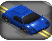 Лоуполли: Автомобильная гоночная игра