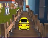Игра Невозможные дороги: Опасное вождение автомобиля
