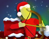 Рождественский подарок. Защита замка
