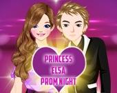 Выпускной принцессы Эльзы