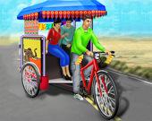 Симулятор велорикши