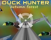 Охотник на уток: Осенний лес