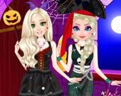 Принцессы: Хэллоуин-Мода
