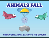 Падение животных
