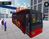 Городской автобус и внедорожник: Вождение