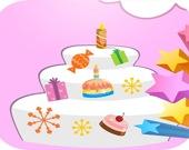 День рождения: украшение торта