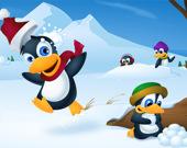 Милый Пингвин Пятнашки