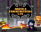 Дракула, Франкенштейн и Ко