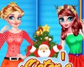 Рождественская елка Трех сестер