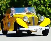 Старые авто - Пазл