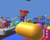 Супер-приключение в 3D мире