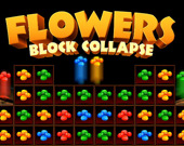 Взрыв цветочных блоков