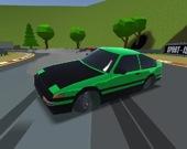 Автогонки в стиле 80-х