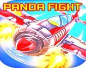 Воздушный бой панды