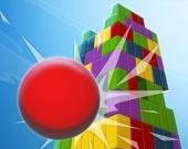 Цветная башня 3D