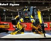 Робот - Пазл