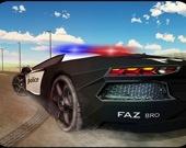 Симулятор гонки с полицейскими машинами