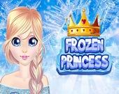 Принцесса Холодное сердце
