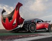 Собери Lamborghini Huracan STO