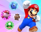 Супе Марио: крушение 3 в ряд