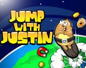 Прыгаем с Джастином