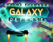 Защита галактики: Разбивай блоки