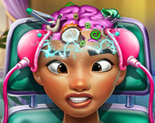 Экзотическая Принцесса: Мозговой Врач