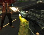 Пушка Зомби