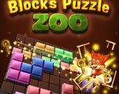 Головоломка с кубиками: Зоопарк